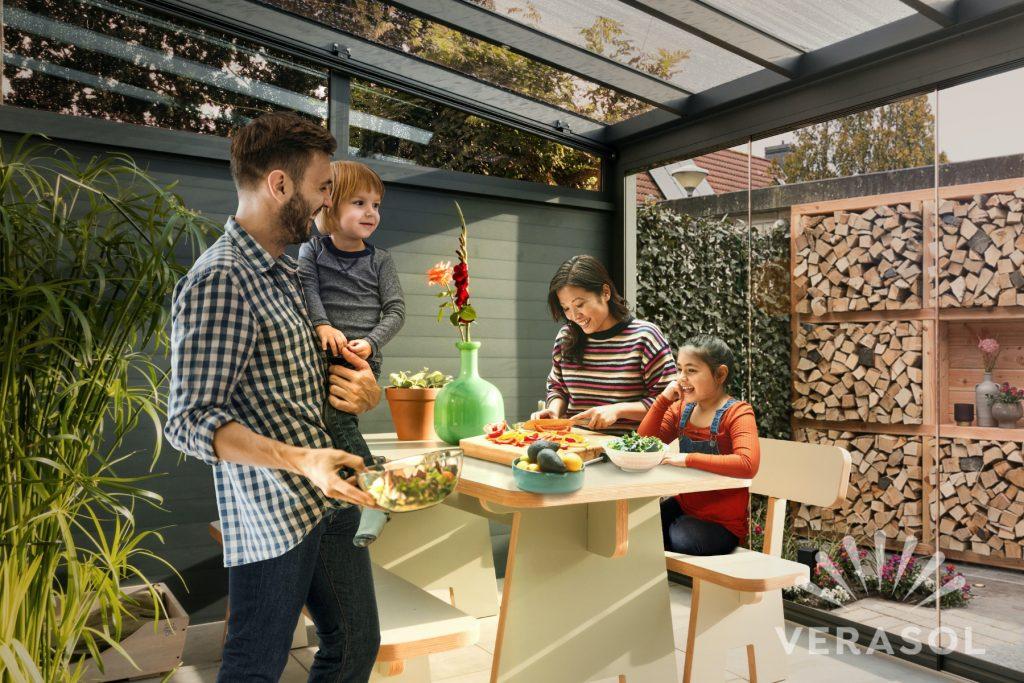 Die richtige terrassenüberdachung gibt Ihnen die Möglichkeit zu genießen
